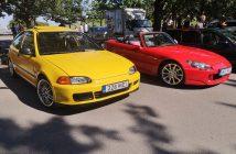 Honda Civic ja Honda S2000