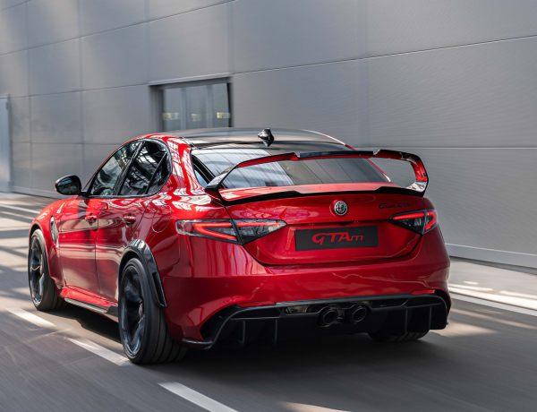 Alfa Romeo Giulia erimudel saab varsti tootmisküpseks