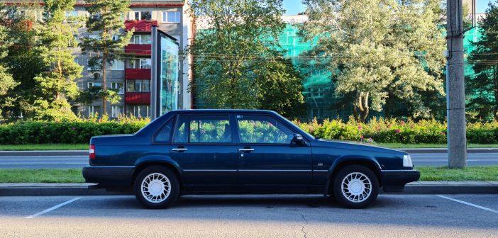 Indreku Volvo