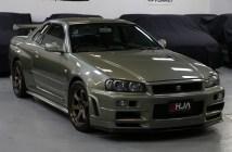 Nissan Skyline GT-R R34 M-Spec Nür