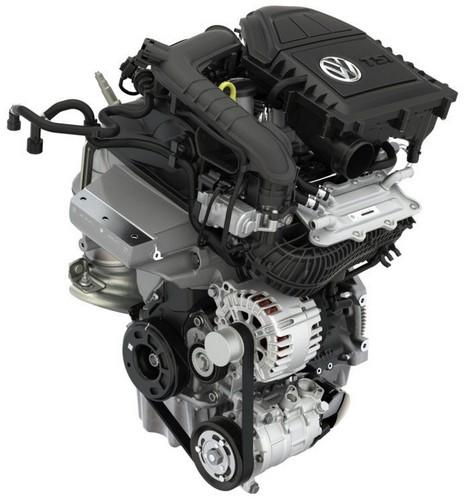 VW 1.0 TSI mootor