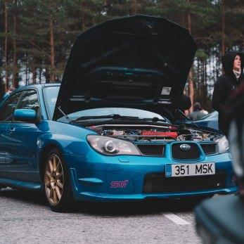Subaru Impreza WRX STI 2006