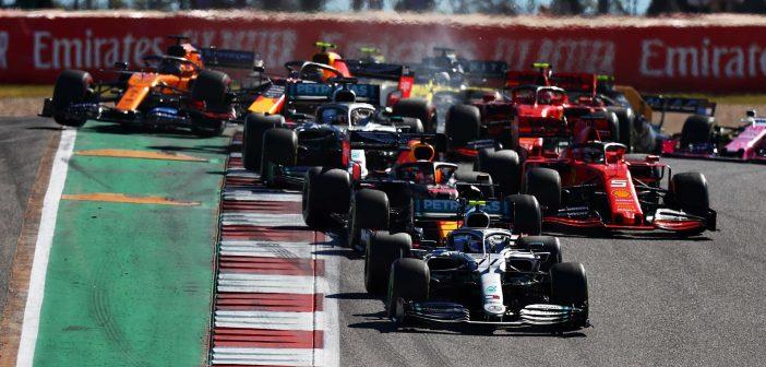 F1 2020 season