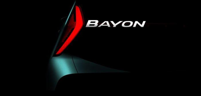 Hyundai avalikustas uue linnamaasturi nime: Bayon
