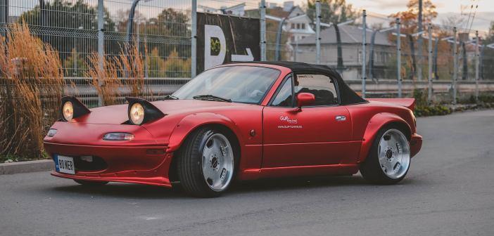 Nädala paar: Mazda MX-5 ehk otsime talvel suveautot