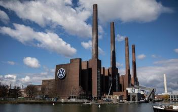 VW Wolfsburgi tehas