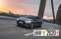 Hyundai i20 auhind