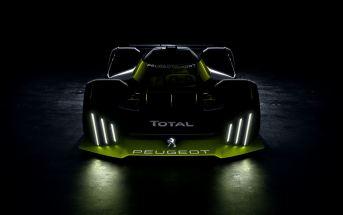 Peugeot WEC LMH2