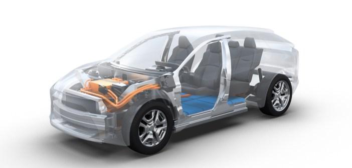 Subaru elektriauto