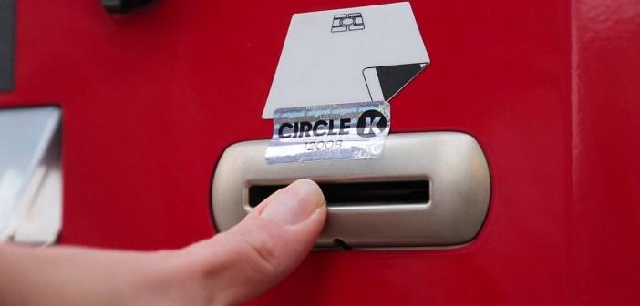 Circle K automaat