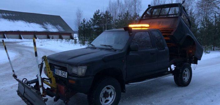 Toyota Hilux isekallur