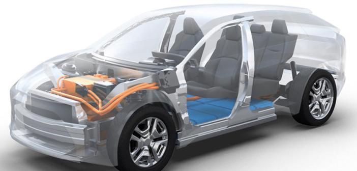Subaru ostis uute arenduste kiirendamiseks 0,3% Toyota aktsiaid