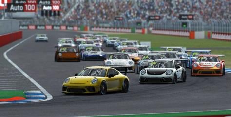 Eesti virtuaalse Porsche-sarja lõpptulemused selguvad Audruringil