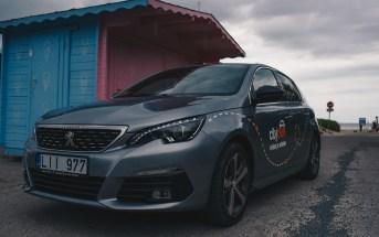 CityBee Peugeot