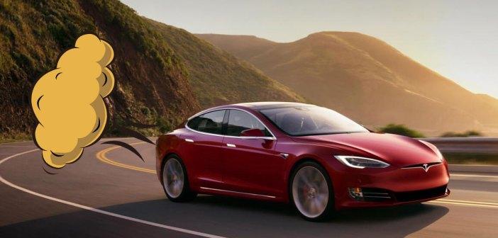 Tesla fart