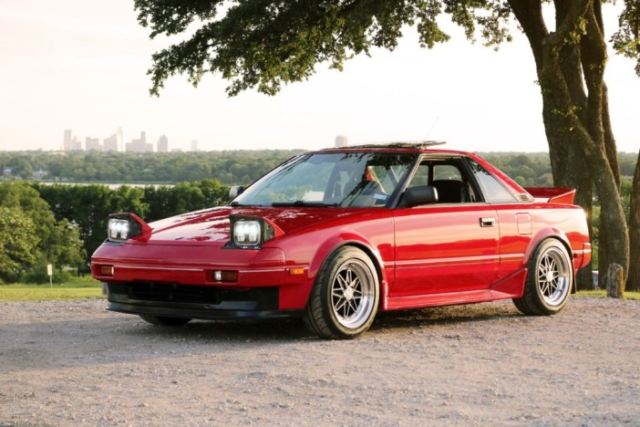 Toyota MR2 esimene põlvkond