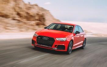 Audi RS3 2019