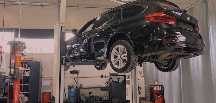 Lõpuks ometi: Pärnumaal avati autoriseeritud BMW teenindus
