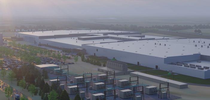 General Motors Ultium tehas