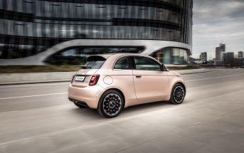 Fiat 500 elektriline
