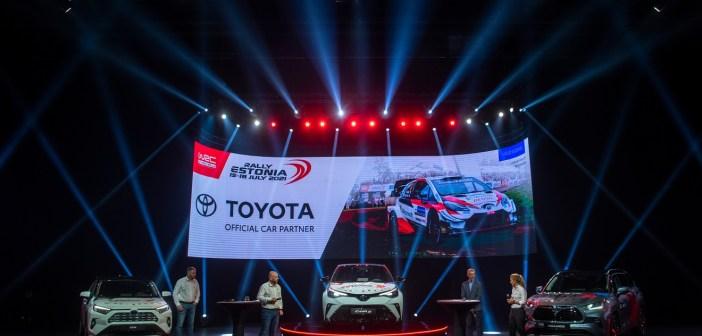Toyota Rally Estonia
