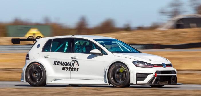 Krauman Motors – uus suurus Eesti autoringrajasõidus