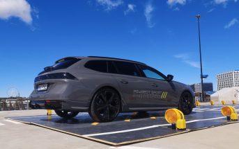 Peugeot 508 Sport Engineered SW