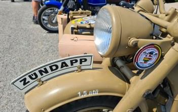 Unic-Moto vanamootorrataste kokkutulek