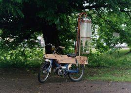 Hollandlane ehitas soost kogutud metaanil töötava mootorratta