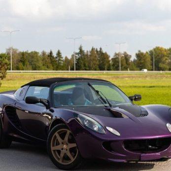 Lotus Elise 2001