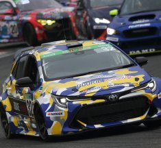 Toyota president osaleb vesinikautoga 24h kestvusvõidusõidul