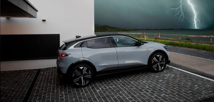 Renault tutvustas uut elektriautot Megane E-Tech Electric