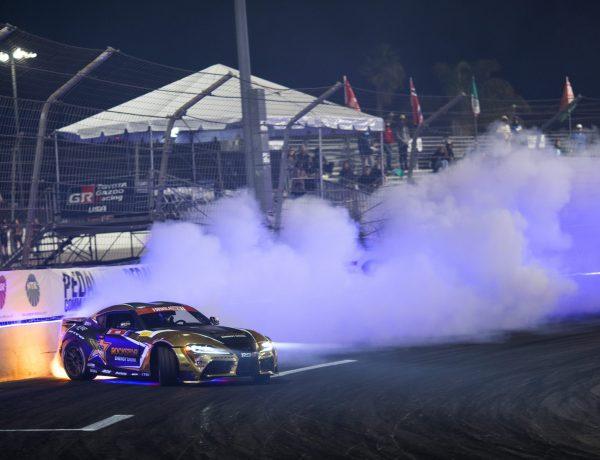 Formula Drifti maailmameistriks tuli norrakas Fredric Aasbø