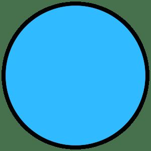 blue circle - blue-circle