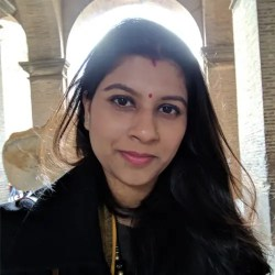 Garima Rai, Math Instructor