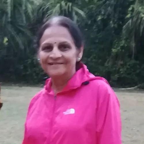 Meena Bhavsar, Yoga Instructor