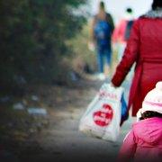 El camino de las personas refugiadas