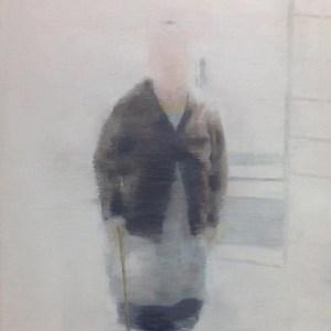 Serie 'Almas de cántaro' - Óleo sobre lienzo - 41x33cm - 2013