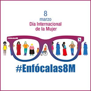 #Enfocalas8M