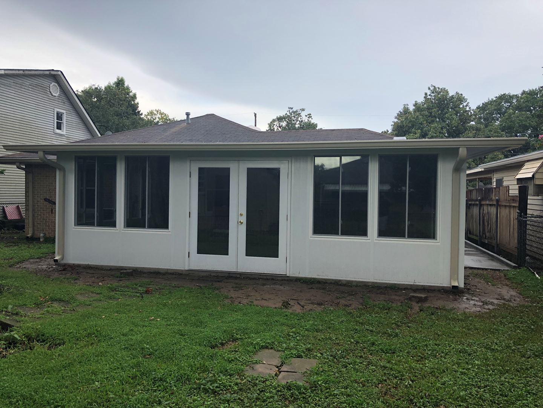 Aluminum Patio Cover Contractors in New Orleans Louisiana ... on Patio Enclosures  id=59342