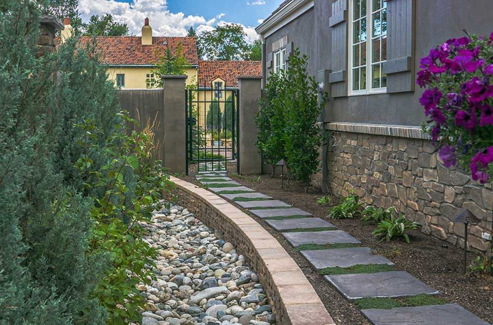 Garden Design Ideas for Colorado Springs and Pikes Peak Region on Shady Yard Ideas  id=14196