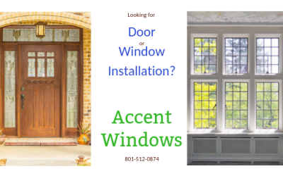 Accent Windows: Serving Logan UT and Surrounding Areas