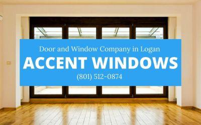 Accent Windows: Door and Window Company in Logan