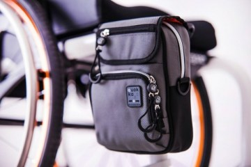 Quokka Wheelchair Bag - Vertical