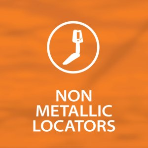 Non Metallic Locators