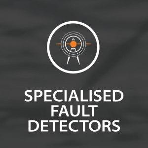 Cable fault detectors
