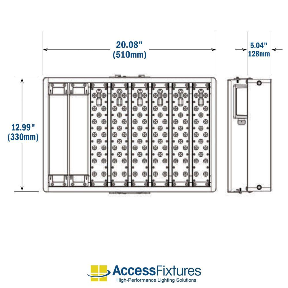 Dimensions Standard 12 Shuffleboard