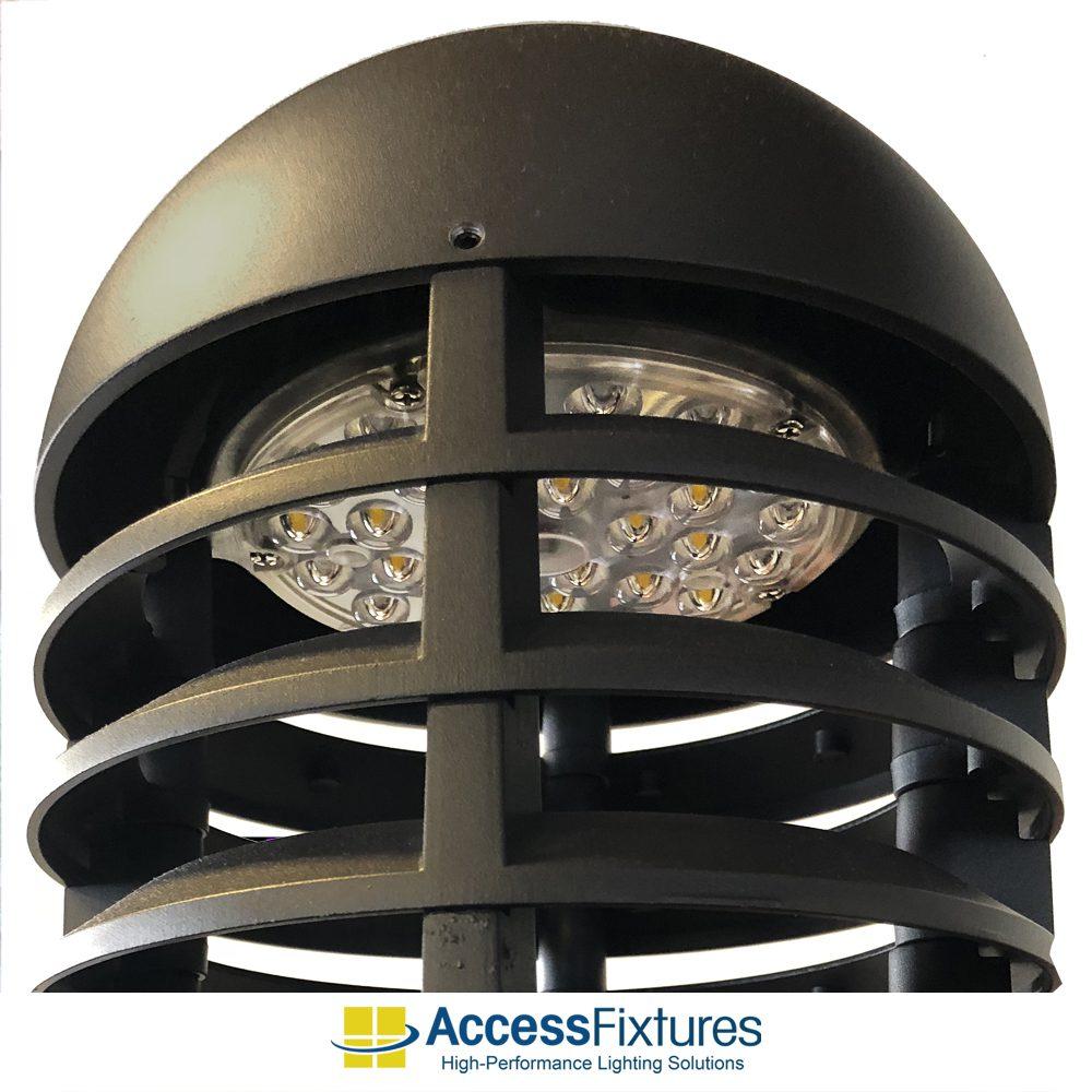 vandal resistant outdoor lighting new