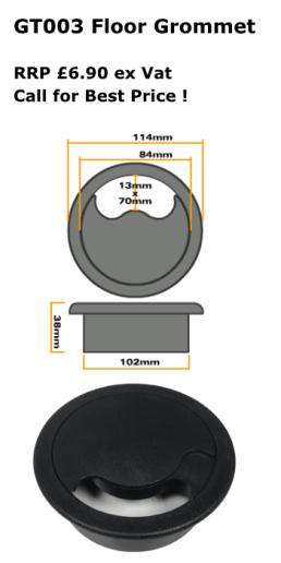 GT003 Round Grommet
