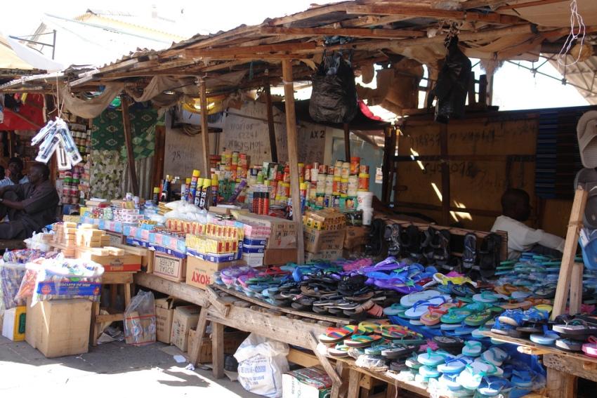 Albert Market Banjul